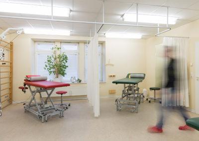 Behandlungsräume Niepoth